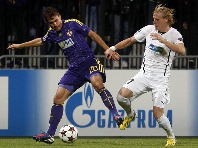 NK Maribor - FC Viktoria Plzeň 0:1 (0:1).