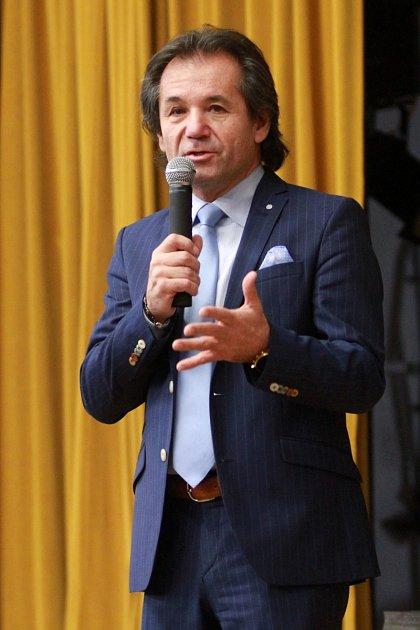 Bezpečnostní expert a bývalý náčelník Vojenské zpravodajské služby ČR Andor Šándor.