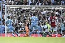 Fotbalistům Arsenalu se nedaří - důkazem bylo víkendové utkání s Manchesterem City