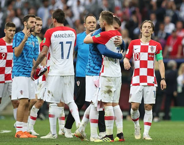 Chorvati skončili na MS druzí.