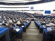 Evropský parlament ve Štrasburku. Ilustrační foto