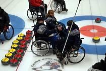 Liga v curlingu vozíčkářů