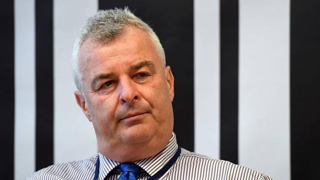 Bývalý ředitel Státního ústavu pro kontrolu léčiv (SÚKL) Zdeněk Blahuta