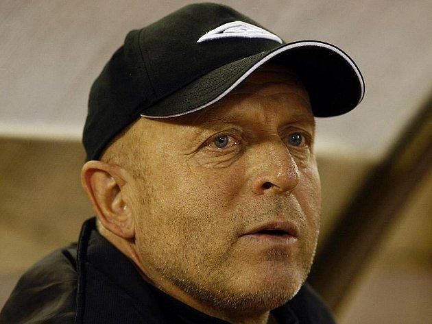 Fotbalový trenér Karel Jarolím.