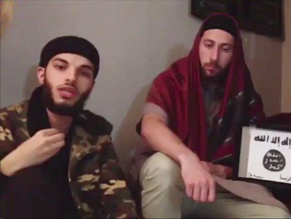 Adel Kermiche a Abdel Malik Petitjean