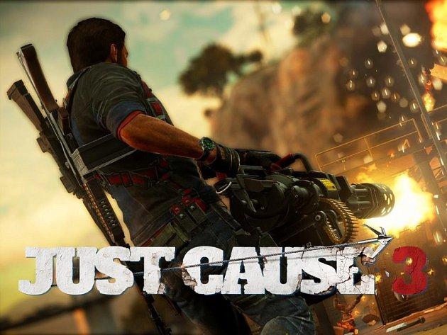 Počítačová hra Just Cause 3.