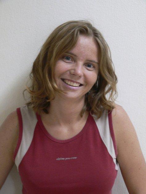 Hana Svítilová, editorka Deníku