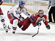 Kanada postoupila do semifinále, rozdrtila Rusko 7:3.
