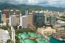 Honolulu - hlavní město Havajských ostrovů