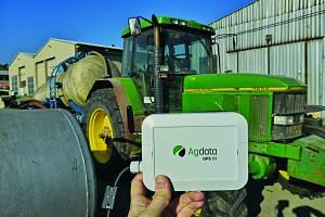 Agdata pozná, jak výkonný je který stroj, jestli by pro farmáře nebylo líp už koupit nový než utrácet za drahou a možná zbytečnou opravu.
