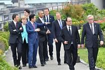 Skupina sedmi průmyslově nejvyspělejších zemí světa (G7) se na svém summitu v japonské Ise-Šimě shodla na nutnosti ostře se vyjádřit k námořním nárokům v západním Pacifiku, které čím dál tím asertivnější prosazuje Čína.
