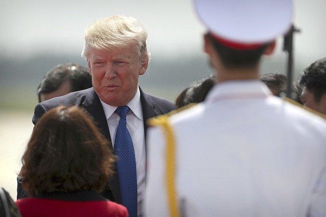 Donald Trump ve Vietnamu.