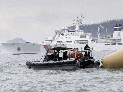 potopená loď