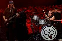 Koncert britské kapely Deep Purple 22.května v O2 Areně.