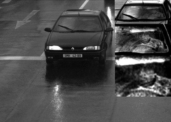 Pražští policisté pátrají po neznámém pachateli, který vpátek 10.května ujížděl před policisty po Pražském okruhu vprotisměru.