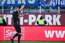 Rozhodčí nařídil v Německu kuriózní penaltu.
