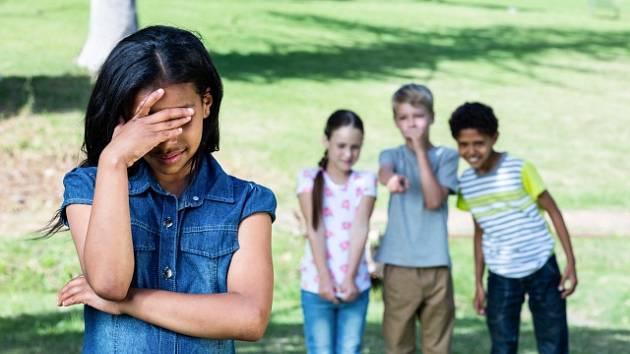 Šikana ve škole. Ilustrační foto.