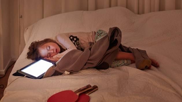 Spánek, ilustrační foto