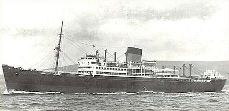 Loď byla původně pokřtěna jménem Leicestershire. V roce 1964 ji koupila řecká společnost Typaldos Line a přejmenovala na Heraklion