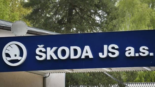 Škoda JS. Ilustrační snímek