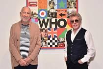 Pete Townshend a Roger Daltrey