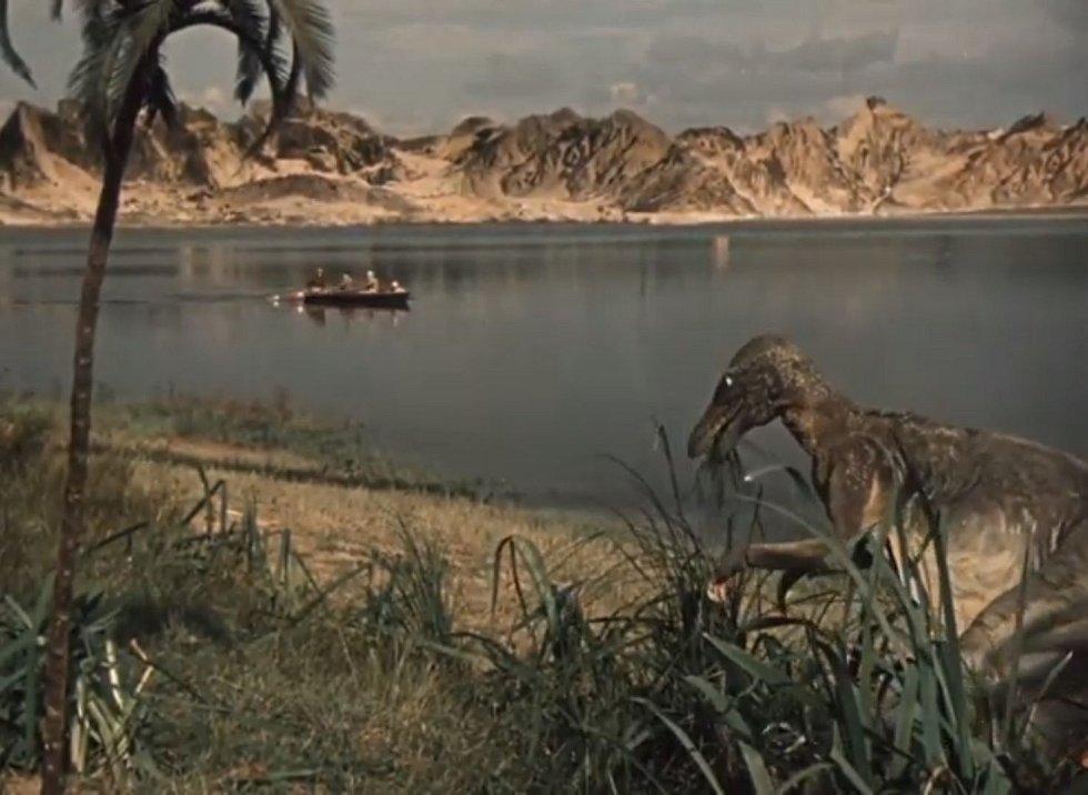 Hadrosauridé patřili mezi býložravé dinosaury