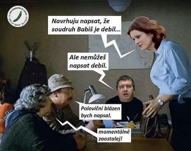 Své si odnesla i ministryně Maláčová