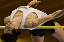 """TEN NEJLEPŠÍ NAKONEC? Výškař Jaroslav Bába se stal posledním českým atletem, který splnil limit na halové mistrovství světa. Ve Valencii se může stát """"žolíkem"""" výpravy."""