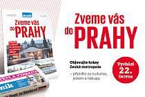 Mimořádná Příloha Deníku - Praha
