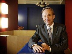 Bývalý generální ředitel CzechTourism Rostislav Vondruška
