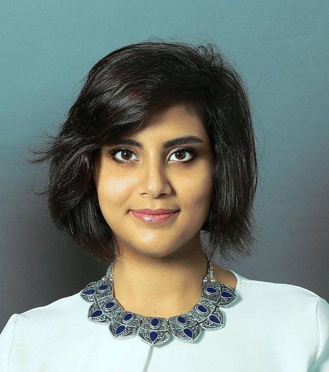 Aktivistka Ludžajn al-Hathloulová