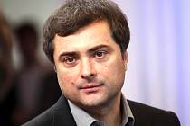 Ruský politik Vladislav Surkov.