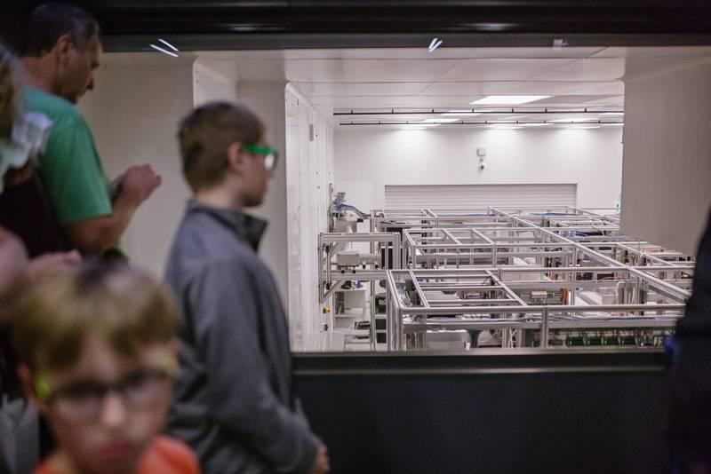 Laserové výzkumné centrum ELI Beamlines v Dolních Břežanech