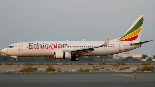 Boeing 737 Ethiopian Airlines