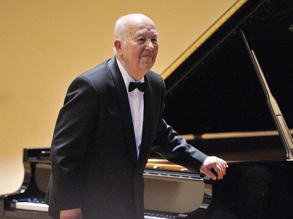 Pianista Ivan Moravec.