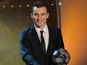Fotbalista roku 2015: David Lafata byl druhý