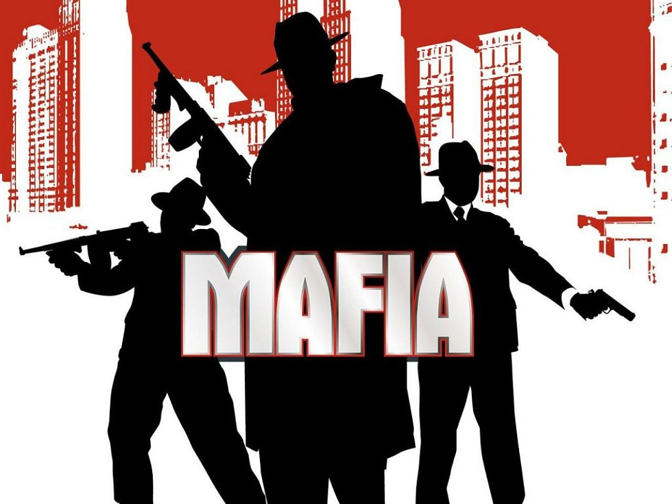 Počítačová hra Mafia.