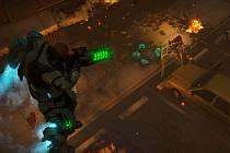 Počítačová hra XCOM: Enemy Unknown.