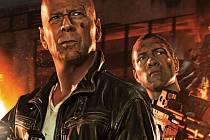 Smrtonosná past: John McClane opět v akci! Už popáté...