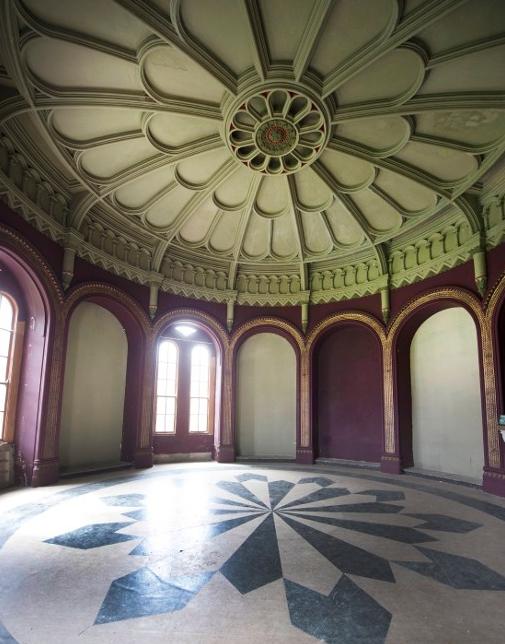 Gosford Castle - interiér
