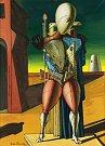 Giorgio de Chirico: Il Trovatore (prodáno za 15,59 milionů)