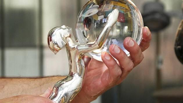 Křišťálový globus, cena Mezinárodního filmového festivalu Karlovy Vary.