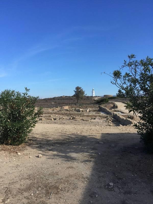 Nejstarší domy na Kypru, mozaiky a komplex hrobek a vykopávek v Páphosu