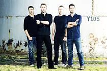 Rocková kapela Nickelback.