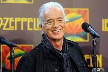 Jimmy Page. Člen legendární skupiny Led Zeppelin