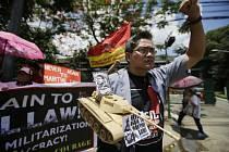 Útok v Manile