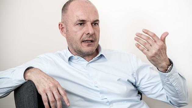 Hejtman Plzeňského kraje Josef Bernard