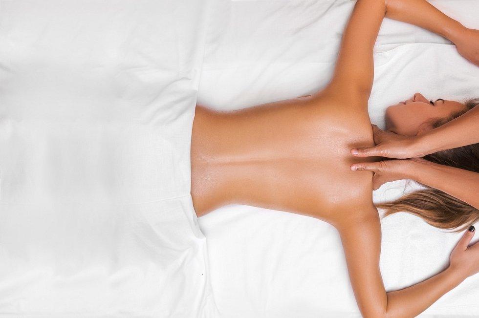 Masáž pomůže a uvolní tělo