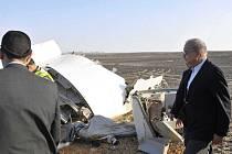 Do prověření černých skříněk není možné určit příčinu dnešního zřícení ruského civilního letadla na egyptském Sinajském poloostrově. Žádné podezřelé aktivity, které by k pádu vedly, se ale nepředpokládají.