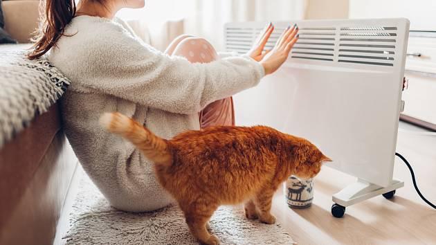 Do brněnských domácností znovu míří teplo. Kvůli ochlazení posledních dnů
